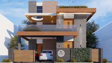 Duplex Design for Mr. Shishir