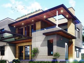 Contemporary House design at Ranchi