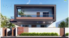 Residence Design at Harmu, Ranchi