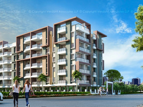 Residential Apartment, Dhanbad
