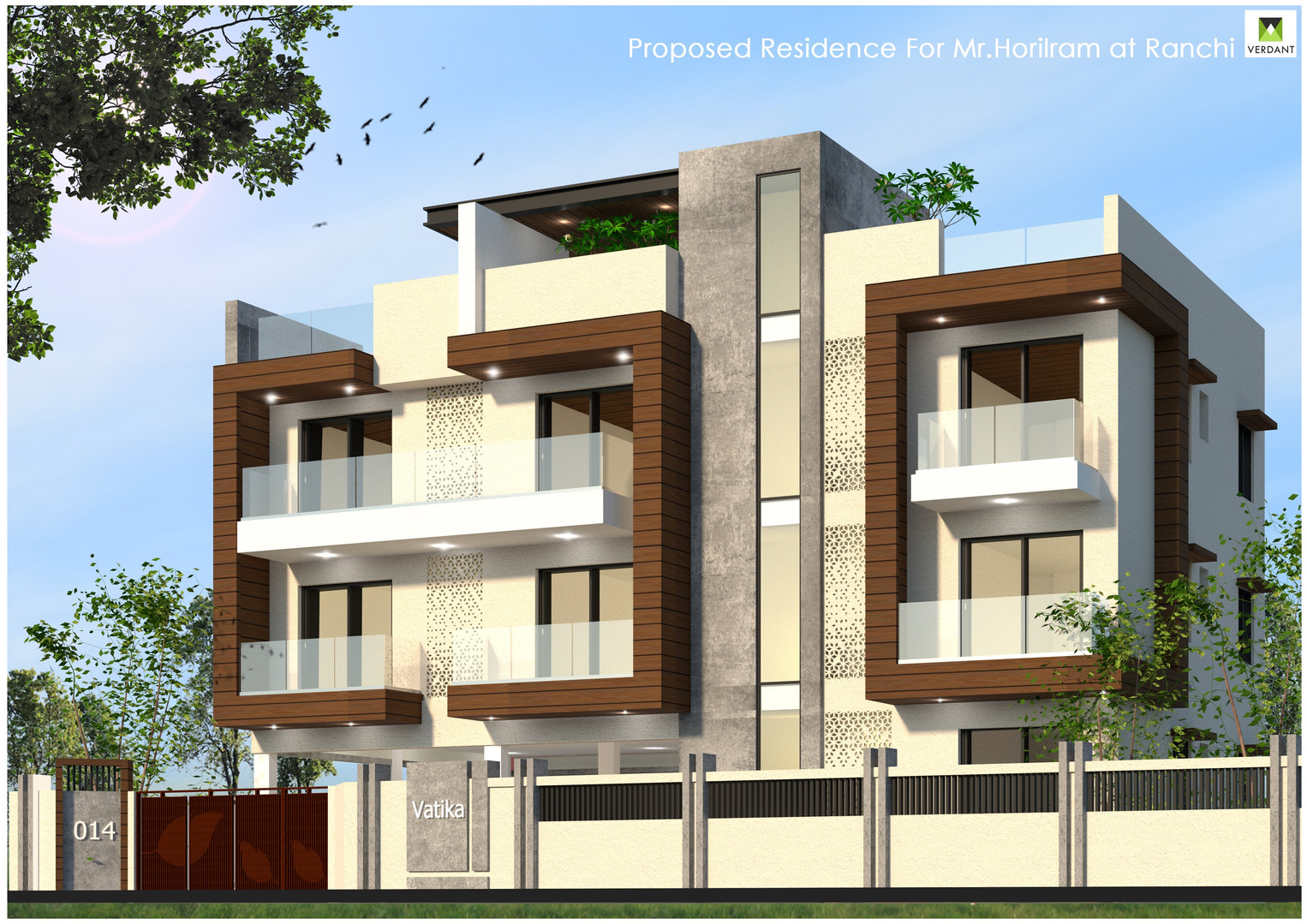 top architecture office ranchi residence
