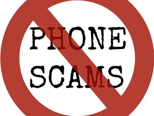 Avoid Scams Targeting Taxpayers