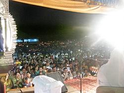 CONCIERTO CHINANDEGA, NICARAGUA