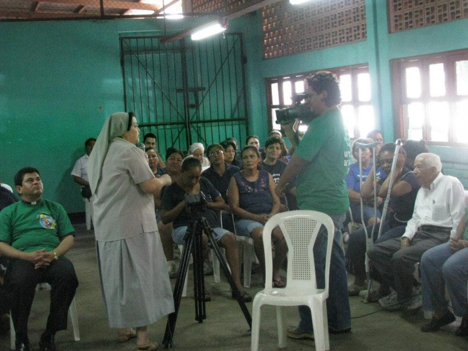 Llevando la Palabra de Dios a las cárceles de América Latina.