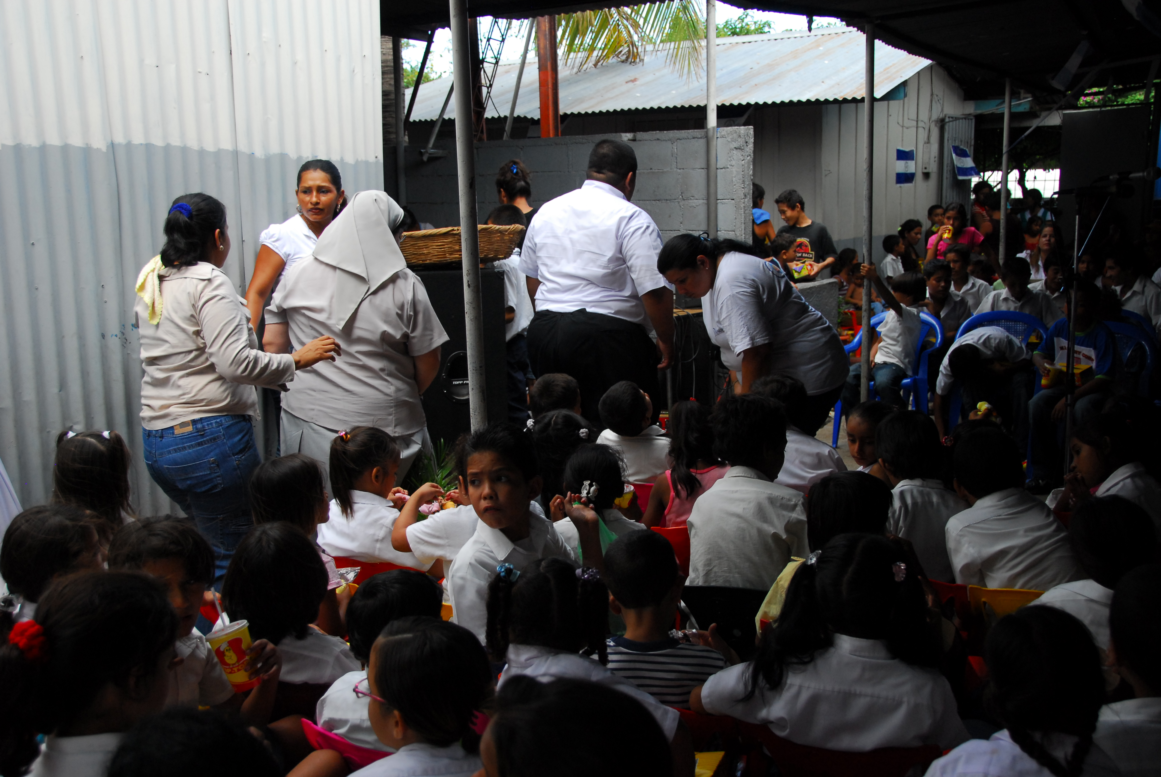 COMEDOR NICARAGUA