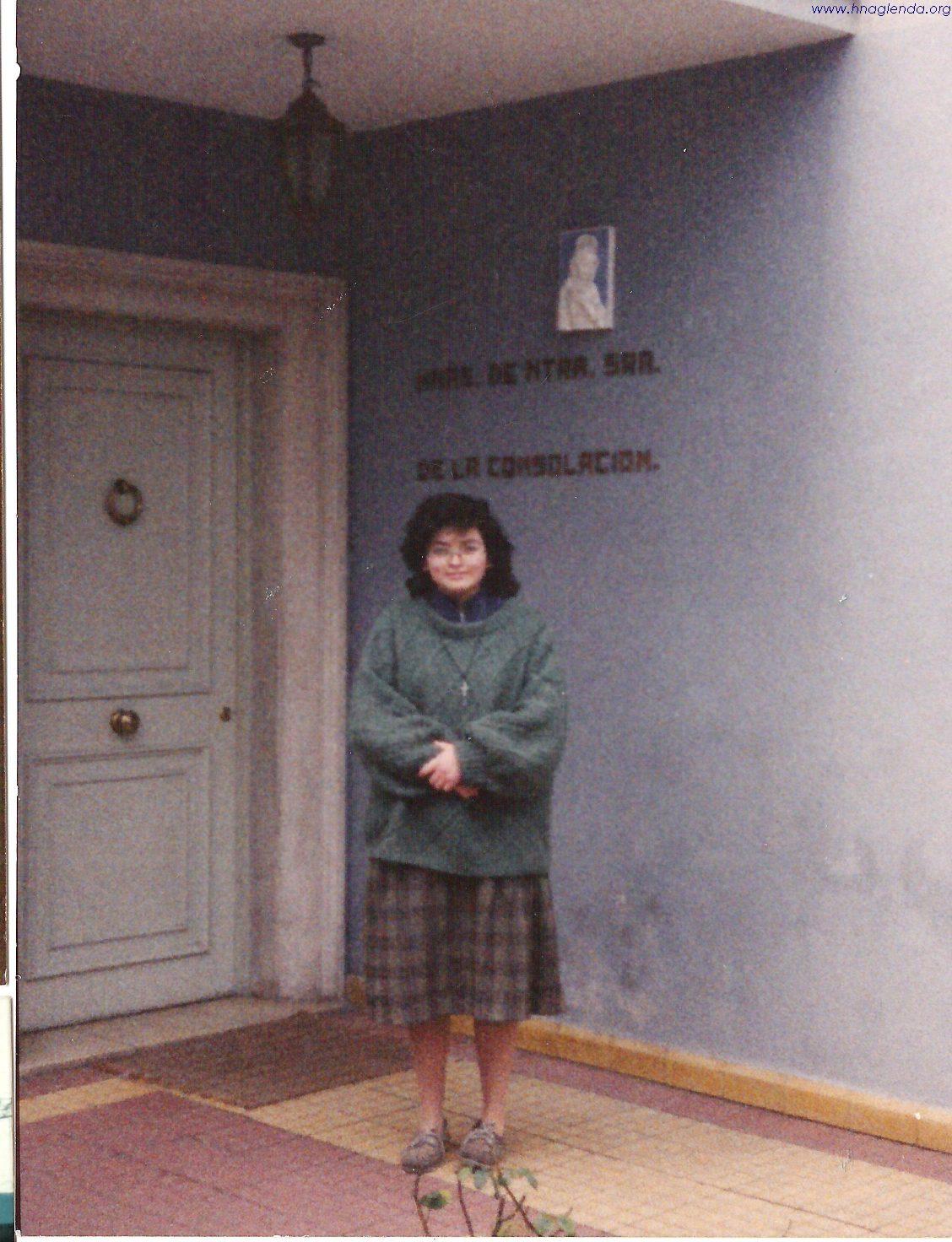 HNA GLENDA POSTULANTE 1988