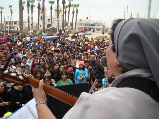 Viaje misionero a Peru