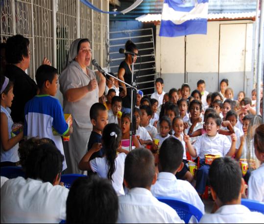 Comedor infaltil en Nicaragua.png