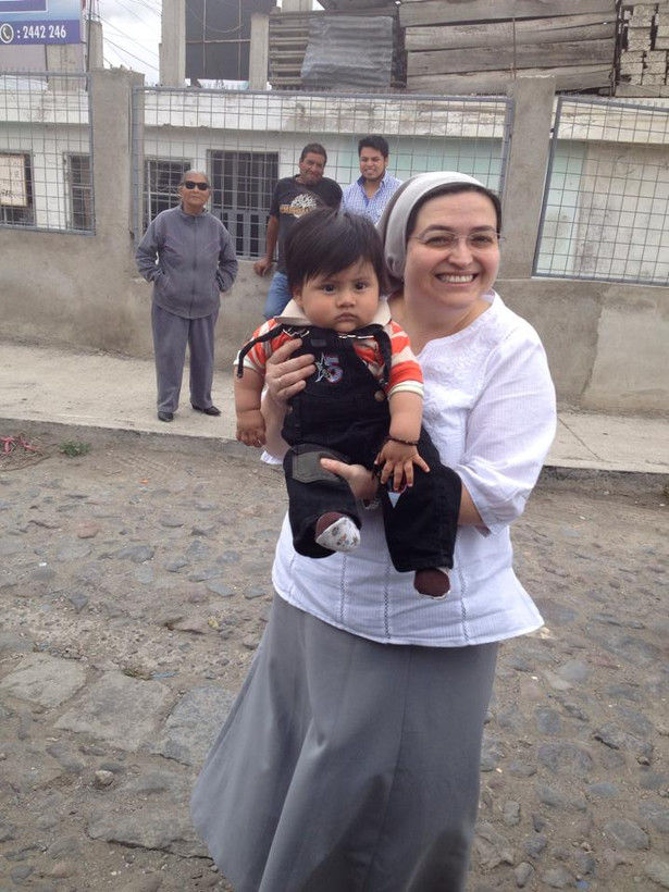 Apoyando a la infancia en America Latina.