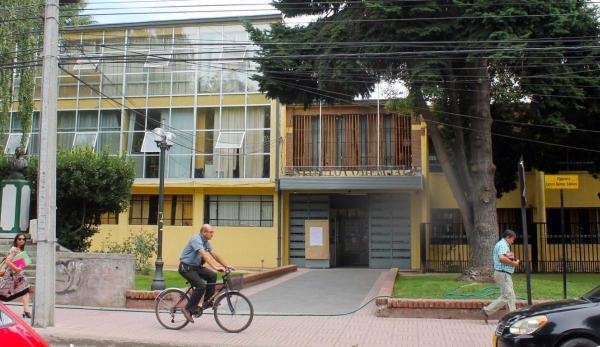Liceo donde estudió Hna Glenda.
