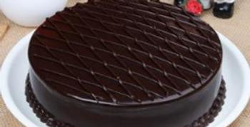 Truffle Frenzy Cake