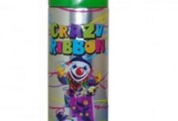 The Crazy Ribbon Spray
