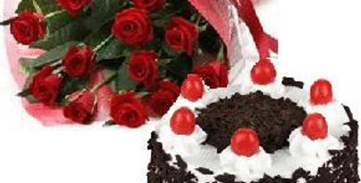 The Black Forest Lovers' Combo