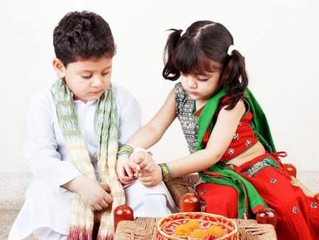 Why is Raksha Bandhan celebrated?