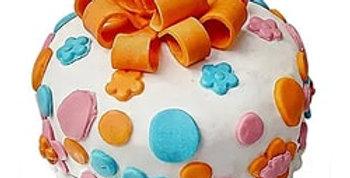 Baby Bash Fondant Cake