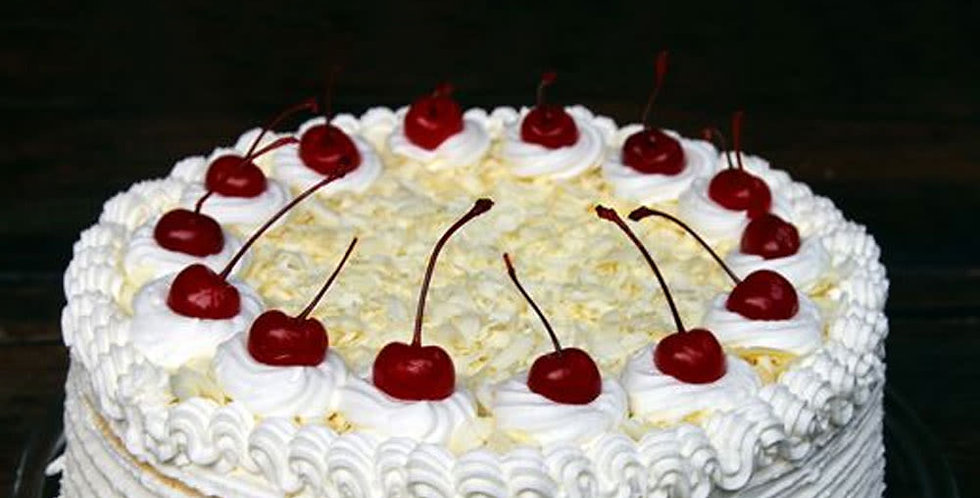 Special White Forest Cake