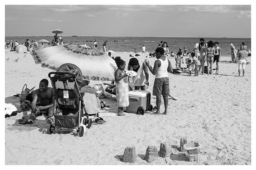 Família Unida Coney Island N.Y.C 20x30