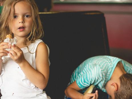 Fotógrafa Crianças