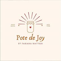 Pote de Joy