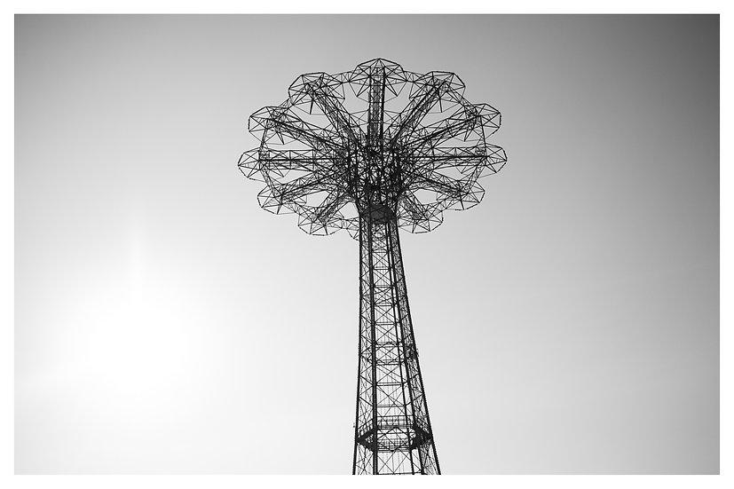 Red Tower Coney Island N.Y.C. 20x30