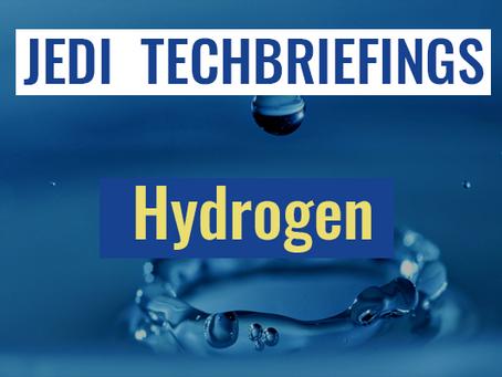 Techbriefing : Hydrogen #Environment & Energy