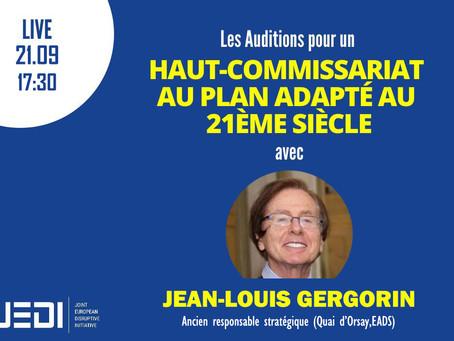 JEDI HEARINGS - Recording With Jean-Louis Gergorin