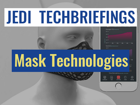 Techbriefing : Mask Technologies #Health