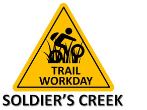 Soldier's Creek MTB Trail Workday