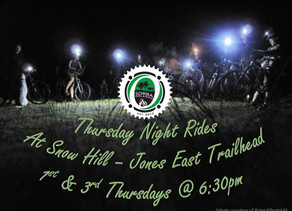 Thursday Night Rides @ Snow Hill