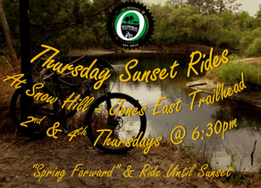 Sunset Rides at Snow Hill