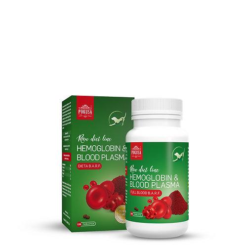 Hemoglobin & BloodPlasma 120 tabletter