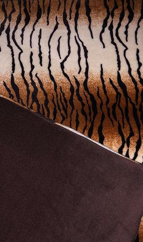 70x50 cm Tiger mønster