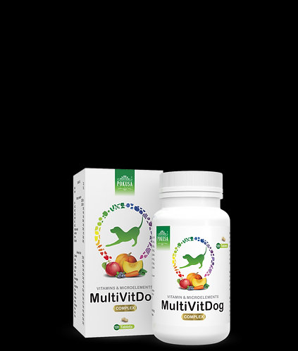 MultiVit Dog 120 tabletter