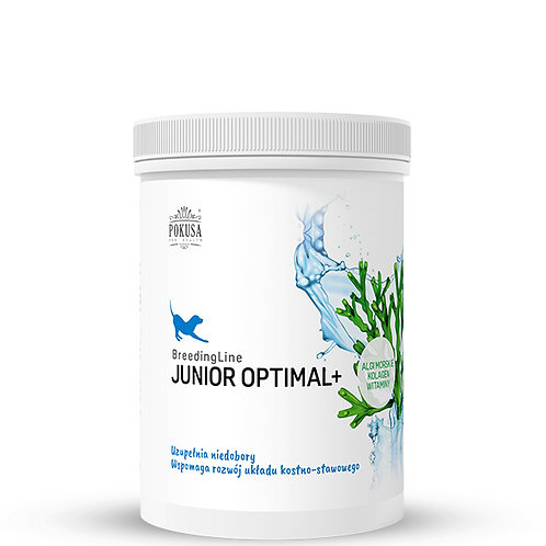 Junior Optimal + 700g pulver