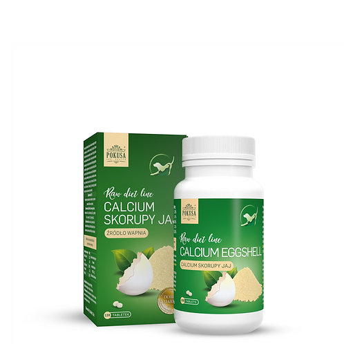 Calcium EggShell Tabletter 120 stk