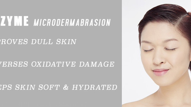 WHAT IS AN ENZYME MICRODERMABRASION FACIAL?