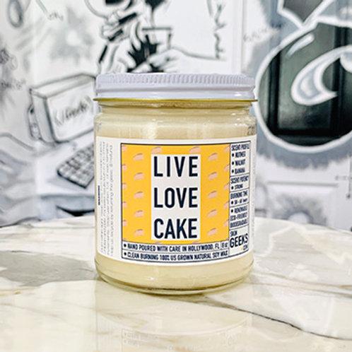 Live, Love, Cake