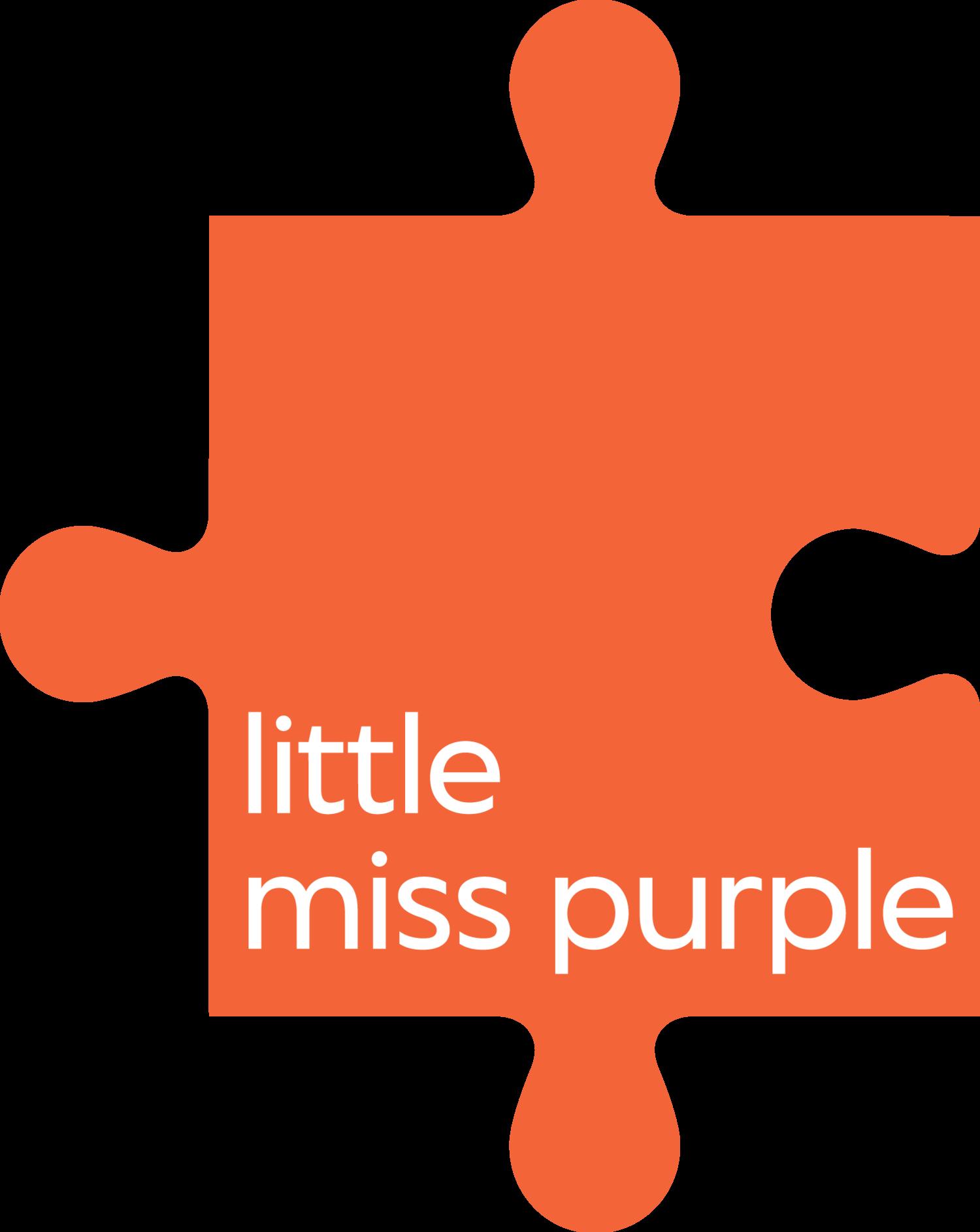 Little Miss Purple