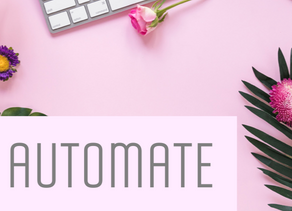 Can you automate?