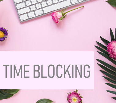 What is time blocking?