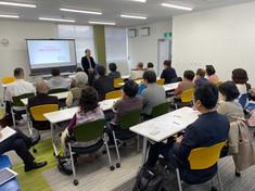 『生活習慣病とその予防について』のセミナーが開催されました。