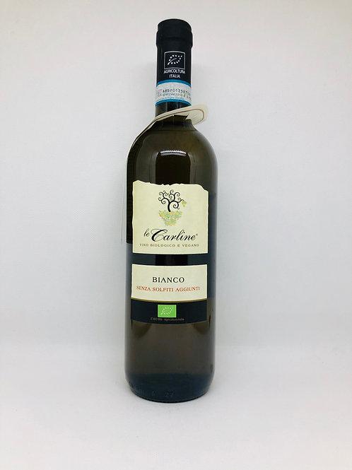 Vino bianco senza solfiti aggiunti 750 ml