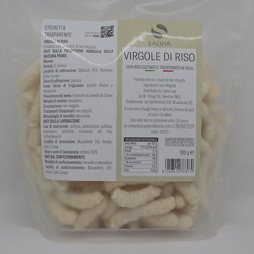 Virgole di riso 100 gr