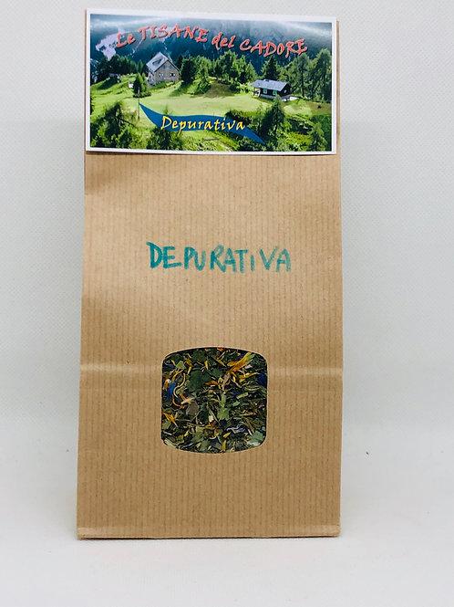 Tisana depurativa 40 gr