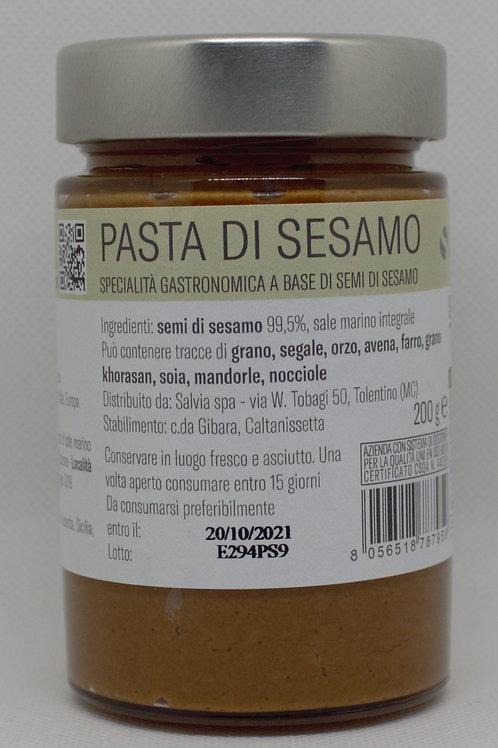 Pasta di sesamo italiano 200 gr