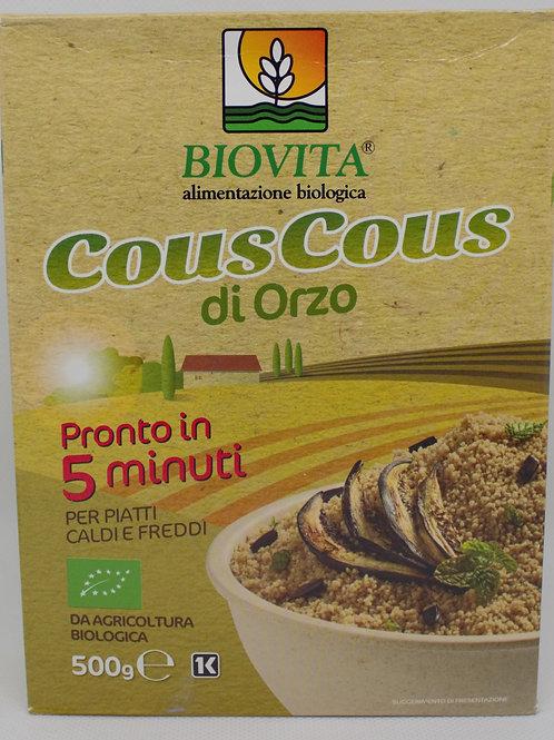 Cous Cous di Orzo 500 gr