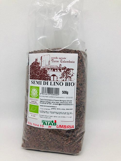 Semi di lino 500 gr