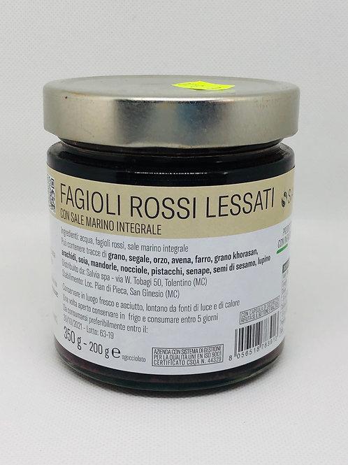 Fagioli rossi lessati 200 gr