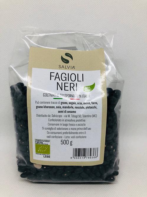 Fagioli neri 500 gr