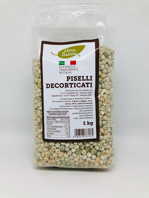 Piselli decorticati 1 Kg